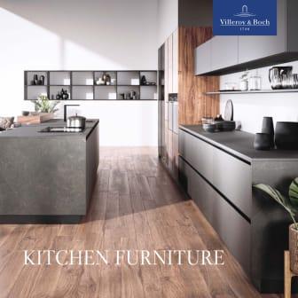 Broschüe Küchenmöbel