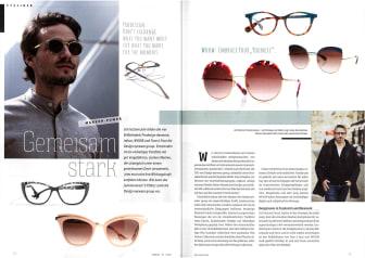 DesignEyewearGroup in Eye Bizz