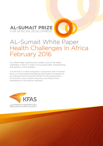 AL-SUMAIT White Paper - Health Challenges in Africa