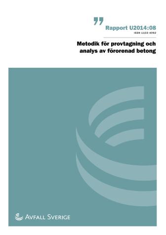Rapport: Förorenat byggavfall återvinns med ny metod