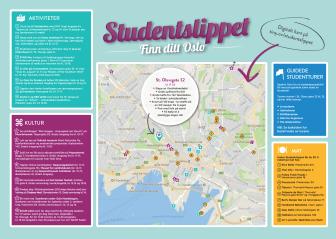 Ny i Oslo – Finn ditt Oslo! (Studentslippet 2017)