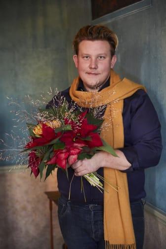 Karl Fredrik på Eklaholm
