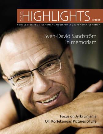 Nordic Highlights No. 3 2019