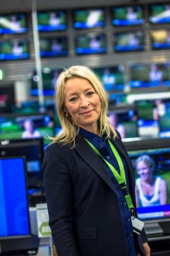 Åshild Indresøvde - Kommunikasjonsdirektør i Elkjøp Nordic