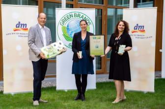 GREEN BRANDS: Auszeichnung für Pro Climate 2021/22