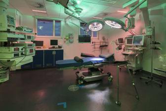 Operationsstue i Vejle