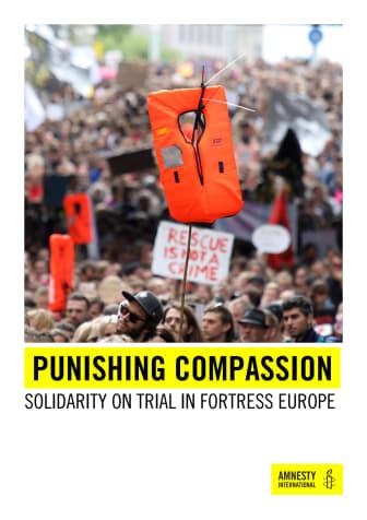 Europa: Människor som hjälper flyktingar och migranter riskerar att bestraffas
