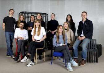The designers - Beckmans Design Collaboration 2020