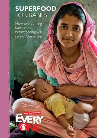 Superfood for Babies: How overcoming barriers to breastfeeding will save children's lives