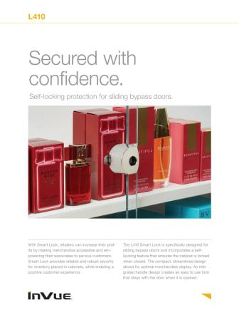 Elektroniskt lås från Gate Security - InVue L410