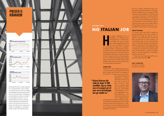Stålåret 2019:  NO ITALIAN JOB