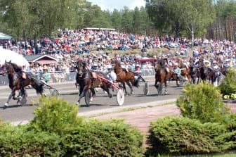Årjäng - Sveriges vackraste travbana
