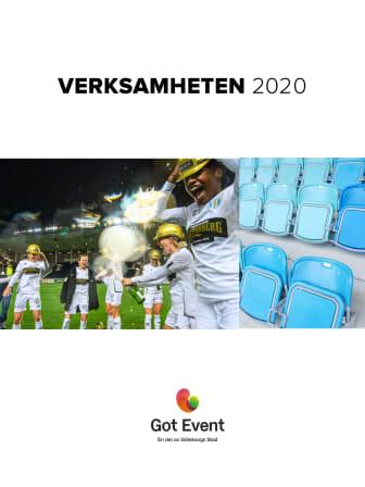 Verksamheten 2020