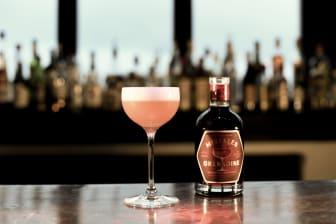 Mixtales Grenadine cocktail