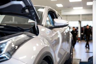 Verkstad Bilia Toyota