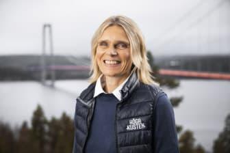 Mia Karlsson, VD Höga Kusten Destinationsutveckling