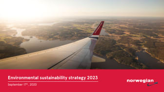 Norwegian's Environmental Sustainability Strategy