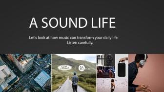 Ett liv med ljud – HARMAN och Ford inleder samarbete.