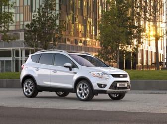 Ford Kuga belönas i DEKRA:s rapport om begagnade bilar