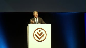 Adrian Gore, Discovery Group Chief Executive, at the 2018 Discovery Leadership Summit
