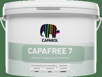 Capafree 7 Väggfarg 10L