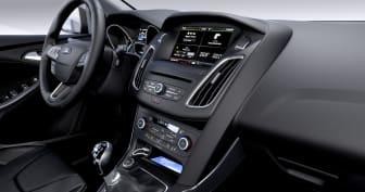 Nya Ford Focus - interiörbild, bild 2