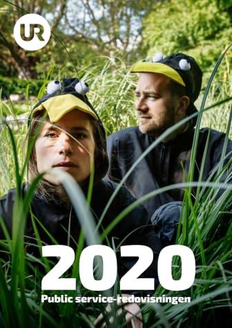 URs public service-redovisning 2020