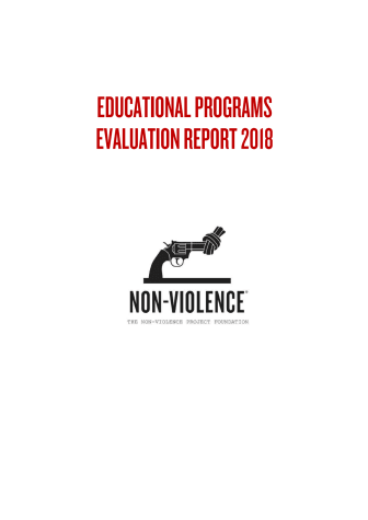 NVPF Educational Programmes Evaluation Report 2018