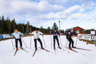 World Sprint Series legges til Trysil