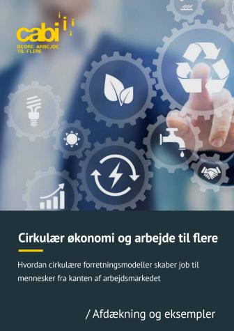 Notat: Cirkulær økonomi og arbejde til flere