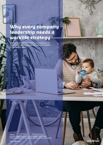 Why every company leadership needs a worklife strategy