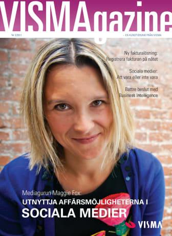 Vismagazine 2-2011 (kundtidning)