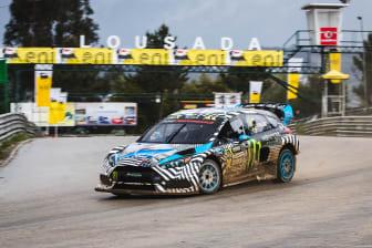 Hoonigan Racing Division gör rallycrosspremiär med nya Ford Focus RS RX