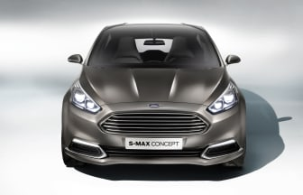 Nya Ford S-MAX Concept_framifrån