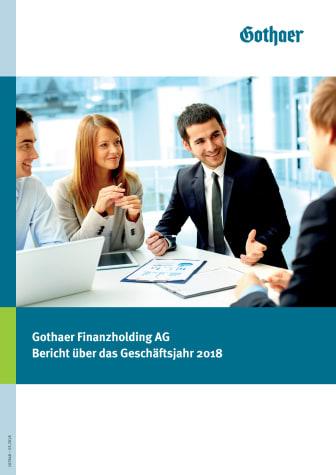Gothaer Finanzholding AG: Bericht über das Geschäftsjahr 2018