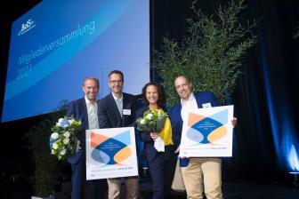 Preisträger des Preises der Deutschen Systemgastronomie 2021