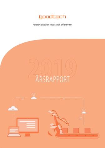 Årsrapport Goodtech 2019