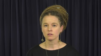 Minister for Culture and Democracy Amanda Lind