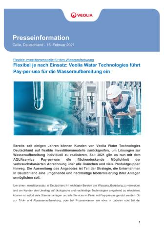 57007_PM Flexibel je nach Einsatz_ Veolia Water Technologies führt Pay-per-use für die Wasseraufbereitung ein.pdf