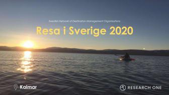 Resa i Sverige 2020