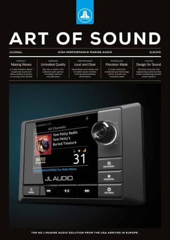 JL Audio Marine Europe Brochure