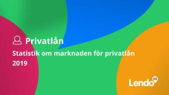 Ny rapport om marknaden för privatlån 2019