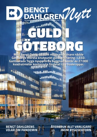 Bengt Dahlgren Nytt nr 1-2020 ute nu