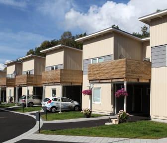 Bergsjön, Mellbyhöjd - Naturnära hus och lägenheter