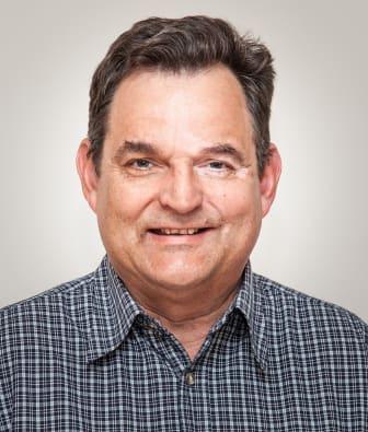 Mikael Ahlén, marknadsområdeschef på Riksbyggen Bostad i Göteborg.