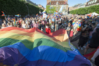 Borås Prideparad 2