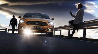 Nya Ford Mustang - bild3
