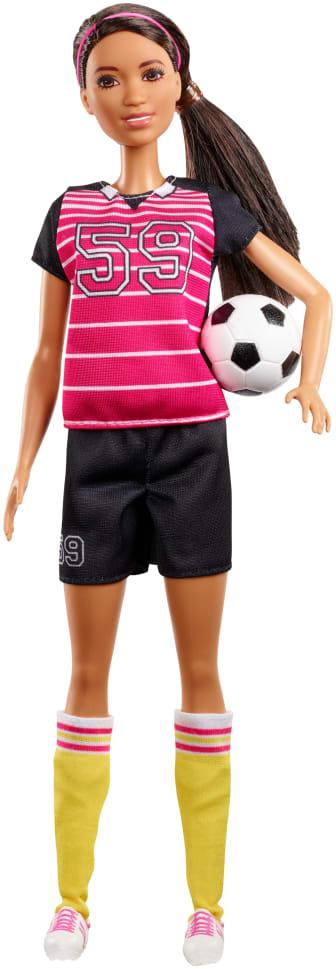 Barbie 60. Jubiläum Karriere-Puppe Sportlerin
