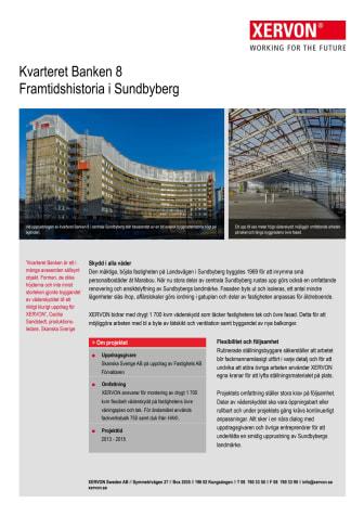 Kundcase: Väderskydd Sundbyberg