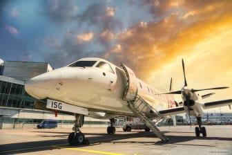 Saab 340 Arlanda